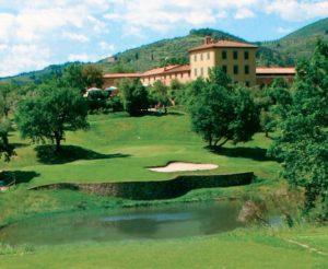 golf a montecatini terme
