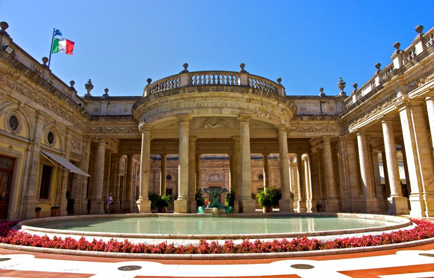 weekend di benessere a montecatini terme